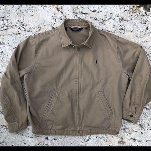 🐴🐴 Vintage Ralph Lauren Polo Varsity jacket